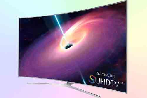 Телевизор Samsung JS9500 SUHD 4K TV