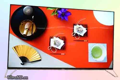 Телевизор Sharp Aquos 4K Next LC-80XU30