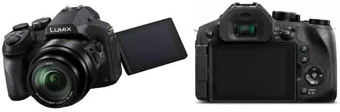 Фотоаппарат Panasonic FZ300. Ракурсы