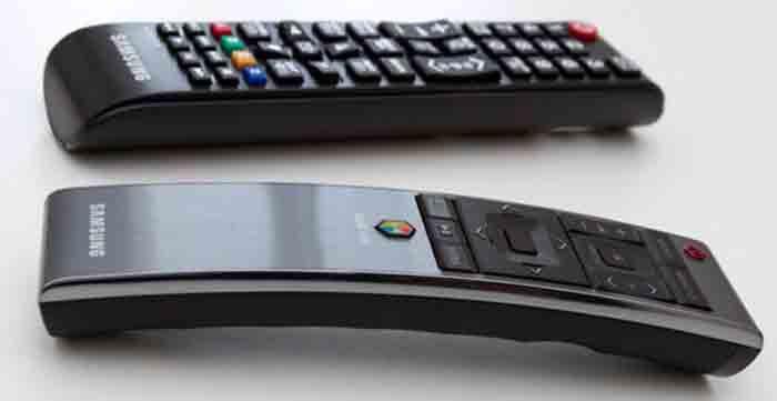 телевизора Samsung UN78JU7500. Пульты