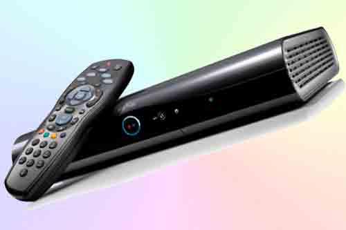 Приставка SkyQ 4K TV box