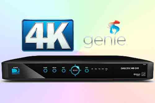 Приставка Genie 4K Mini DirecTV set-top box