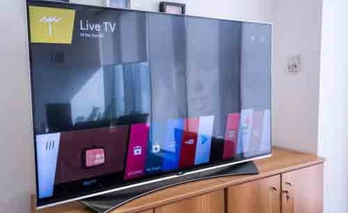 Телевизор LG 65UF9500 4K Ultra HD 3D Smart LED TV