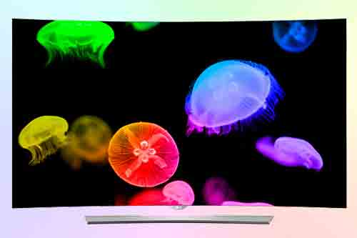 LG Electronics 65EG9600 65-inch 4K Ultra HD 3D Curved Smart OLED TV
