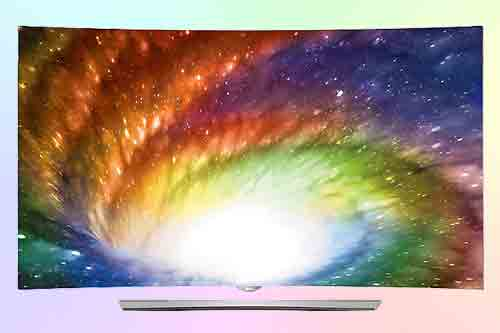 LG 55EG9600 55 inch 4K OLED Smart TV