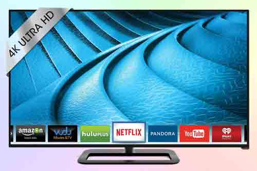 VIZIO P502ui-B1E 50-Inch 4K Ultra HD Smart LED HDTV