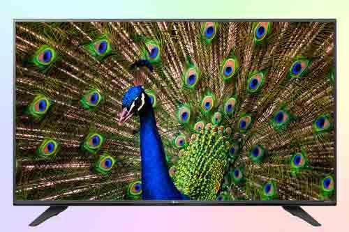 Телевизор LG 65UF7700. Обзор