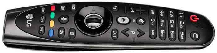 Телевизор LG 65UF850V 4K LED. Пульт ДУ