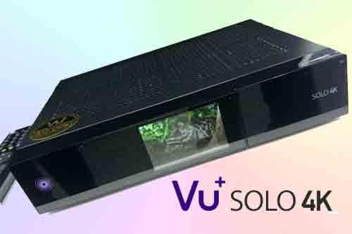Спутниковые ресиверы Vu+ Solo 4K и Gigablue Quad UHD 4K