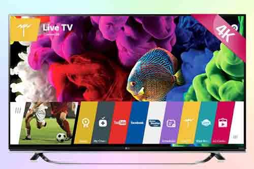 Телевизоры LG 65UF8500 и Samsung UN65JU6700. Обзор. Разница