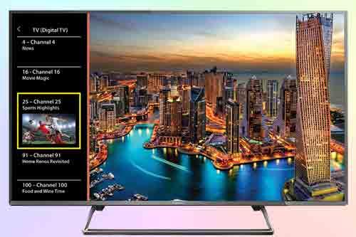 Обзор телевизора Panasonic CX700 VIERA 4K