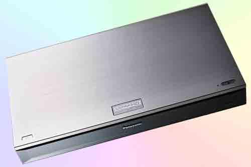 Panasonic DMR-UBZ1 - первый 4K рекордер Blu-ray формата