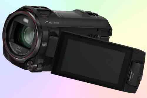 Panasonic HC-WX970. Обзор