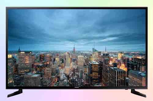 Телевизор Samsung UE55JU6000 - обзор