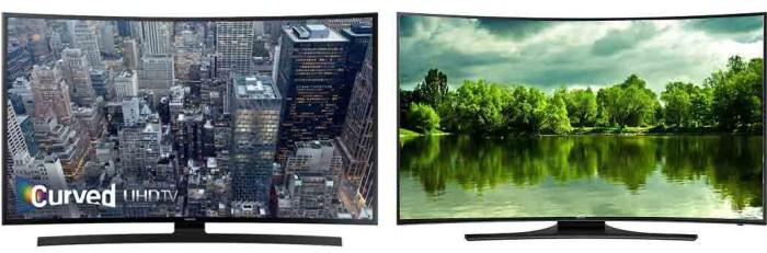Samsung UN55JU6700 vs UN55HU7250. Характеристики и отличия