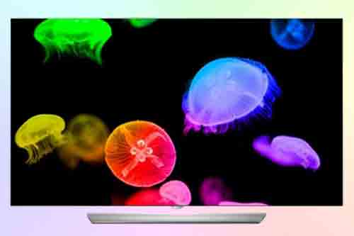 Телевизор LG EF9500 - обзор