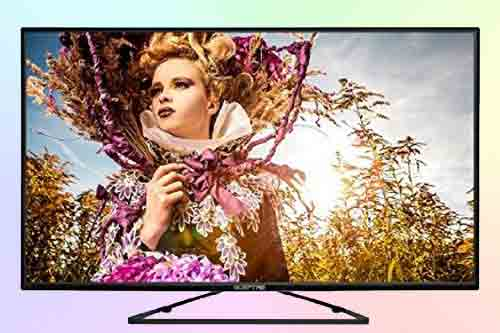Обзор телевизора Sceptre U500CV-UMK LED 4K TV