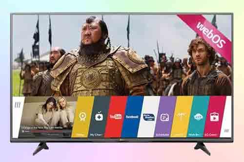 Обзор телевизора LG 43UF6430