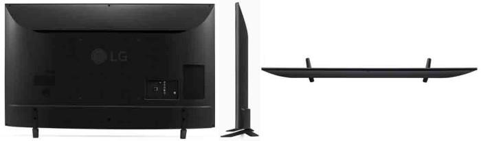 LG UF6400 - ракурсы