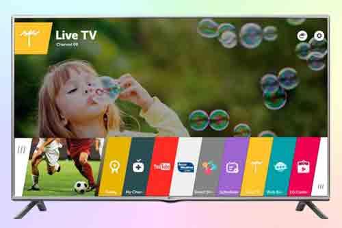 """Телевизор LG UF6400 модели 43"""" и 49"""""""