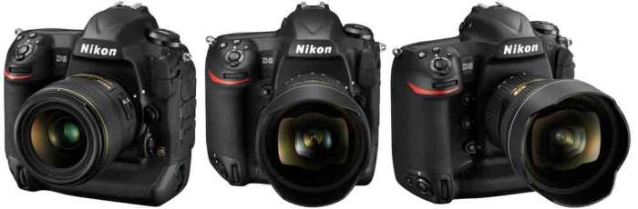 Nikon D5 - модель 2016 года