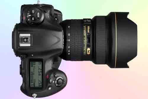 Флагманская фотокамера Nikon D5
