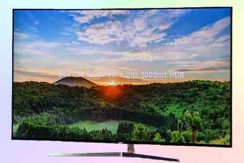 Телевизор Samsung KS9500 флагманская модель SUHD TV Edge-Lit