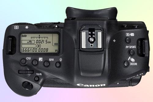 Обзор фотоаппарата Canon EOS-1D X Mark II