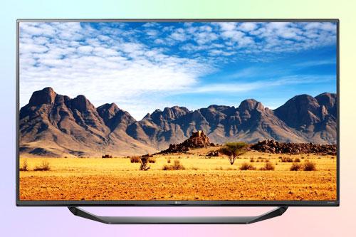 Обзор телевизора LG 43UF771V