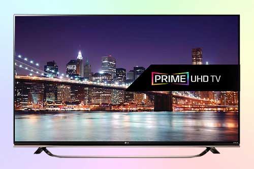 Телевизор LG 65UF860V обзор