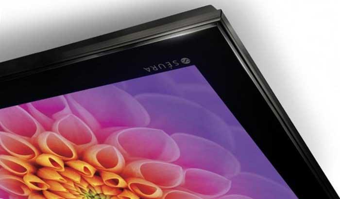 Seura Storm Ultra Bright - телевизор с толщиной экрана 4 дюйма