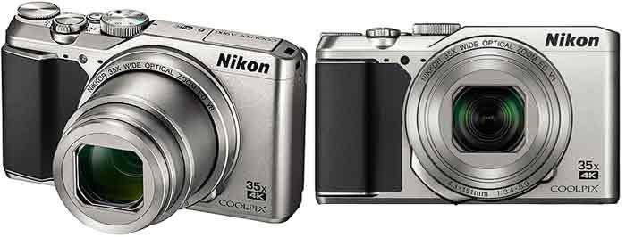 Nikon COOLPIX A900 металлик