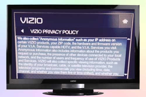 За вами следит Smart TV. Устранение проблемы