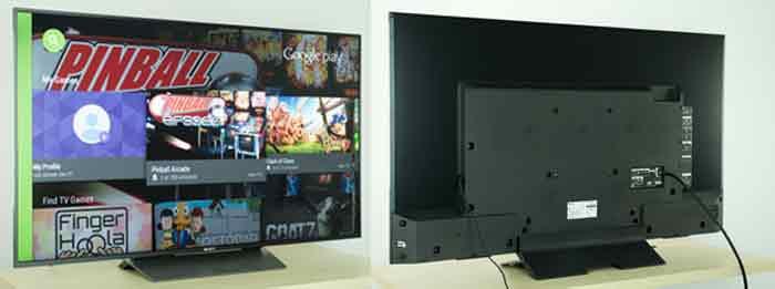 Телевизор Sony X850D смарт тв