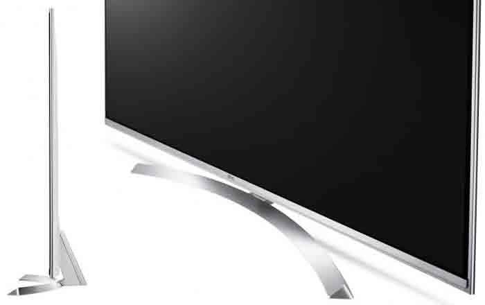 Телевизор LG UH8500 4K. Модели 55UH8500, 60UH8500, 65UH8500
