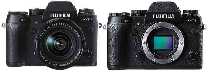 Fujifilm X-T2 характеристики
