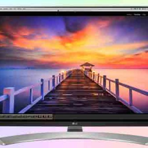 LG 27UD88 4K Ultra HD USB-C Обзор