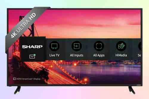 25 моделей Sharp 4K 2016 года