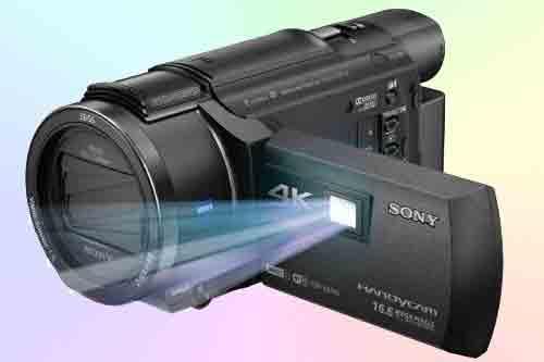 FDR-AXP55 обзор