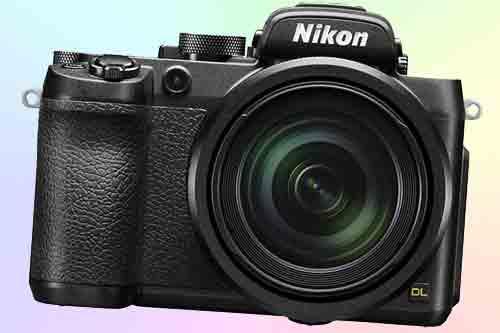 Nikon DL24-500 обзор