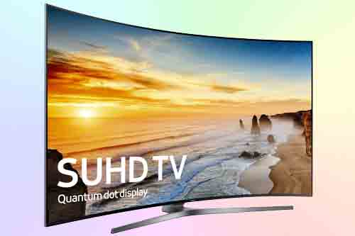 Телевизор Samsung UE65KS9800U обзор