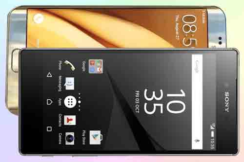 Samsung Galaxy S8 и Sony Xperia Z5 Premium с 4K дисплеями