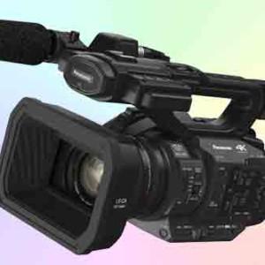 Panasonic HC-X1 — компактный профессиональный камкордер