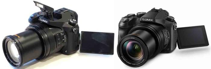 Panasonic Lumix DMC FZ2000 дисплей