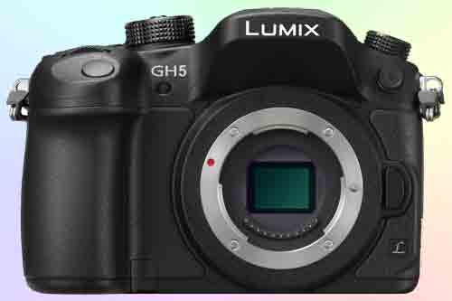 Panasonic GH5 4K беззеркальная камера