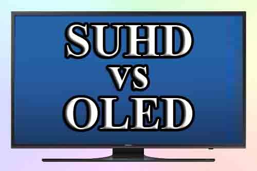 OLED и SUHD отличия