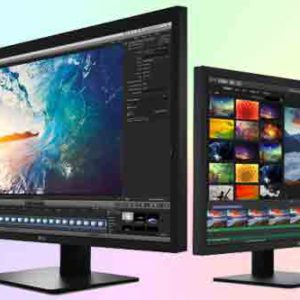 LG UltraFine — мониторы 4K и 5K