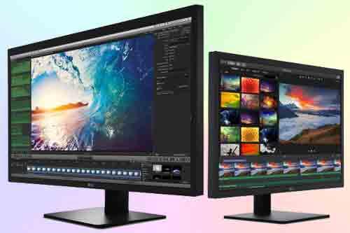 LG UltraFine - мониторы для MacBook Pro