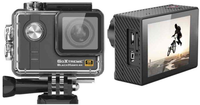 GoXtreme BlackHawk 4K защитный футляр