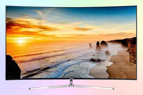 Телевизор Samsung UE55KU6500U 4K Curved